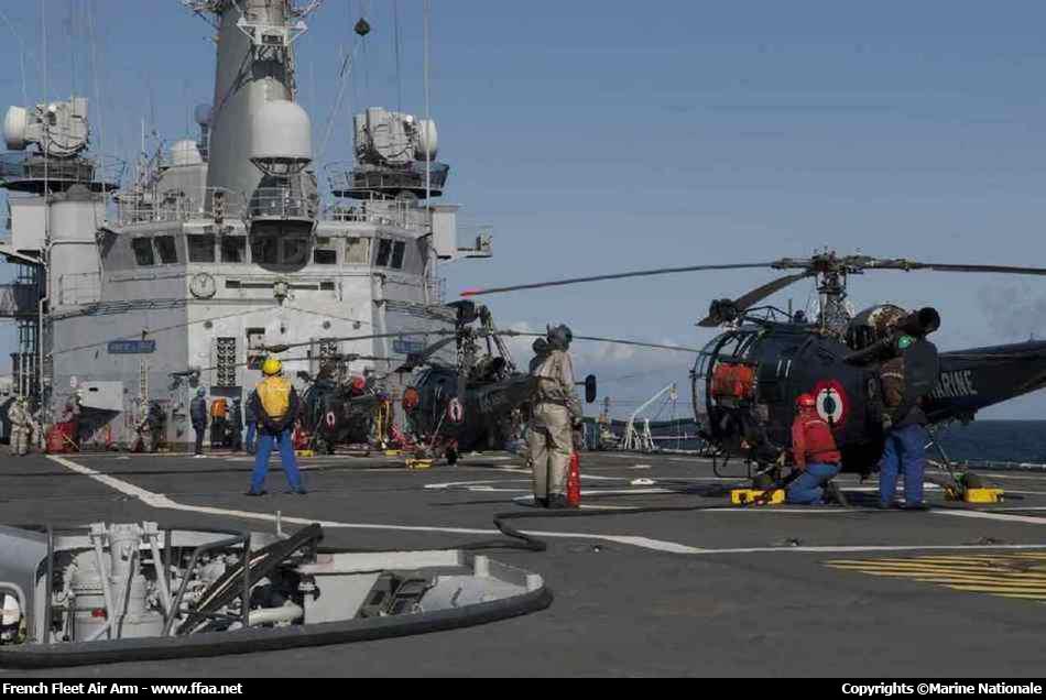 Historique du porte h licopt res jeanne d 39 arc 2009 2010 for Porte helicoptere